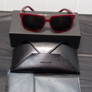 NEW DIOR Homme Black Tie 134/s Sunglasses
